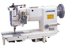 Двухигольная машина челночного стежка JACK JK-58750C-005