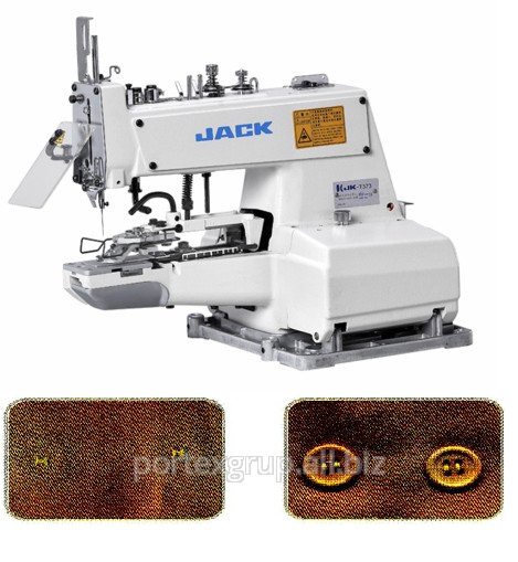 Buy Button machine of JACK JK-373
