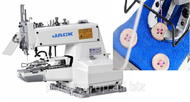 Buy Button machine of JACK JK-1377