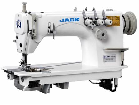 Двухигольная машина цепного стежка JACK JK-8558 W-1