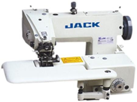 Подшивочная машина потайного цепного стежка JACK JK-T641-6B