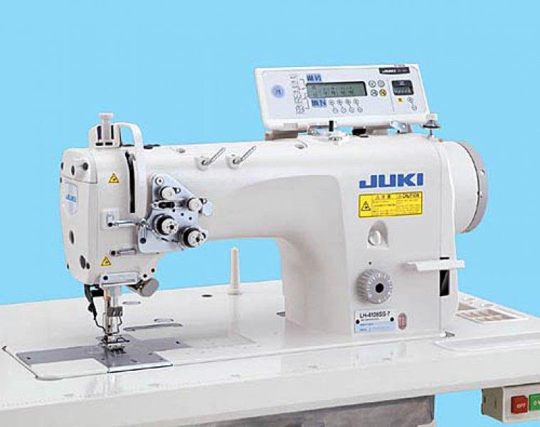 Двухигольная машина челночного стежка JUKI LH-3528-7