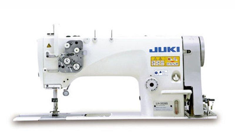 Двухигольная машина челночного стежка JUKI LH-3568
