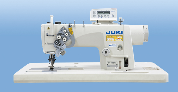 Двухигольная машина челночного стежка JUKI LH-3568-7