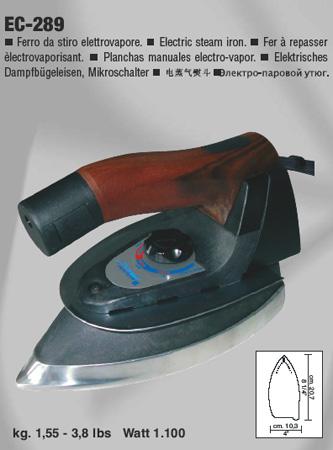 Электро-паровой утюг EC-289.1