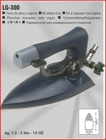 Купить Паровой утюг для универсального глажения LG-300