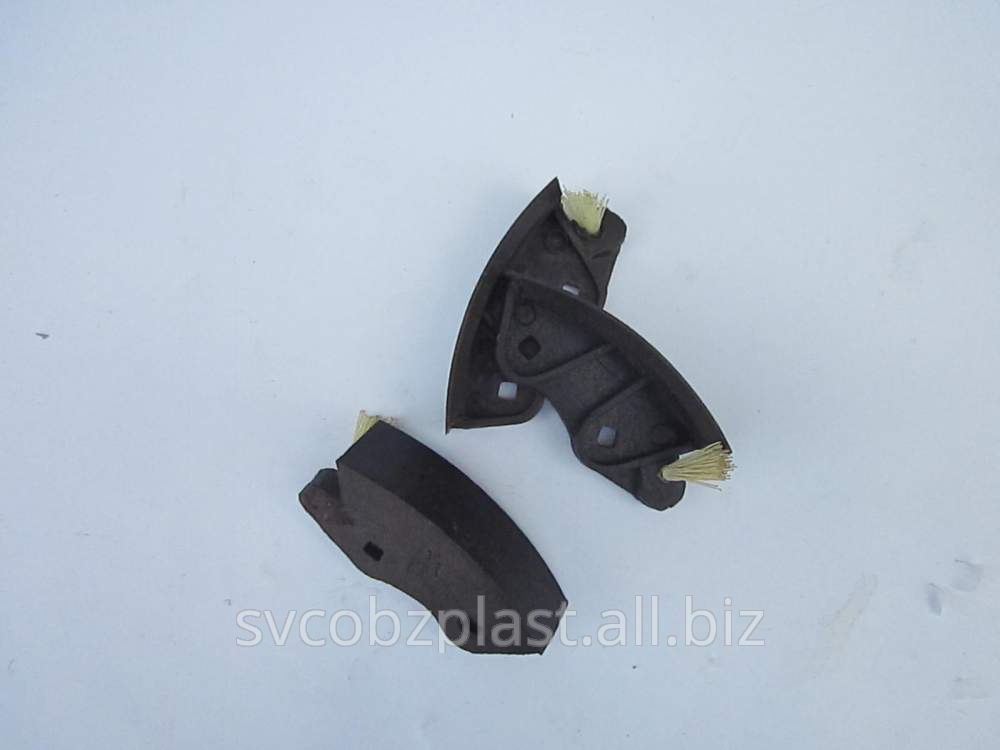 Buy Molding of plastic under pressure, spare parts for seeders and combines, turning works.