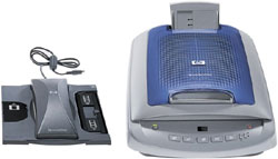Сканер HP ScanJet 5500c