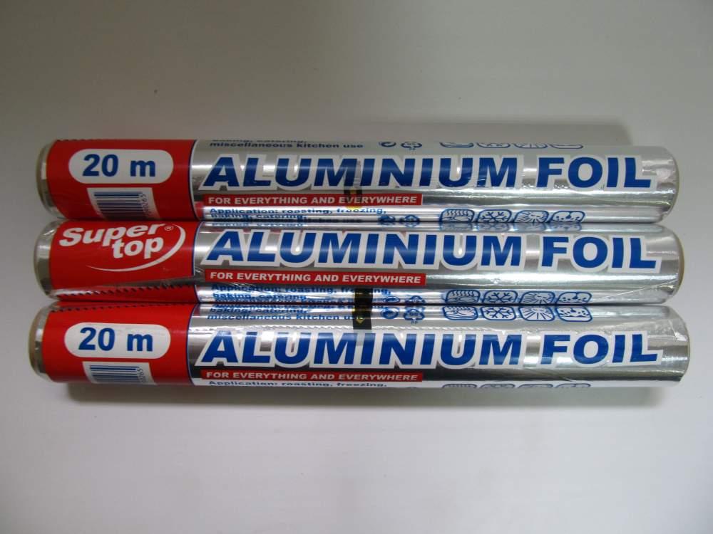 Купить Алюминиевая фольга пищевая