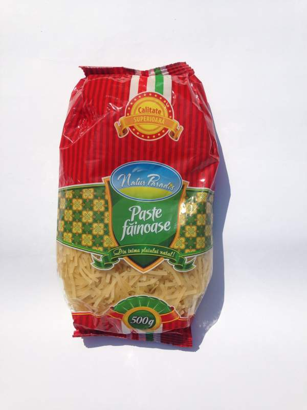 "Купить Макароны / Paste fainoase 0,5 кг ""Natur Paradis"" Taitei - NOODLES"