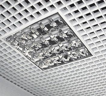 Грильято, кубота, лезвия (алюминиевые потолки)