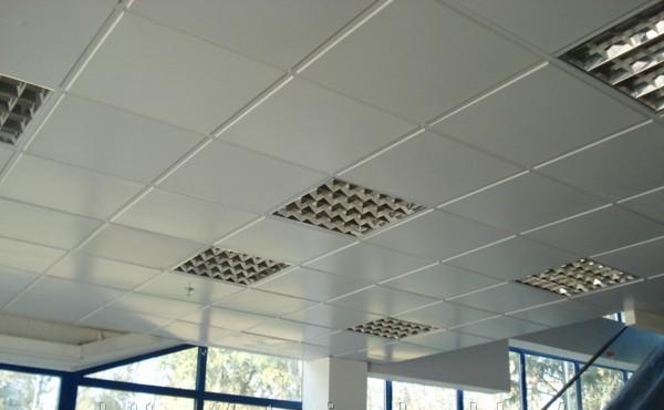 Армстронг алюминиевый (алюминиевые подвесные потолки)