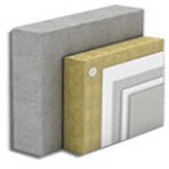 Buy Thermal insulation of plaster facades