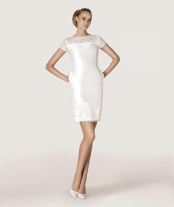 Купить Свадебное платье известного бренда PRONOVIAS