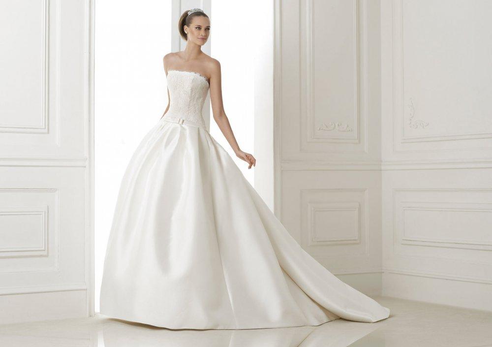 Свадебное платье известного бренда PRONOVIAS