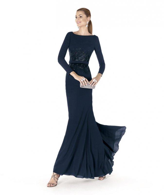 Вечернее платье известного бренда PRONOVIAS