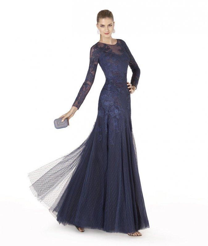 Buy Evening dress of the known PRONOVIAS brand