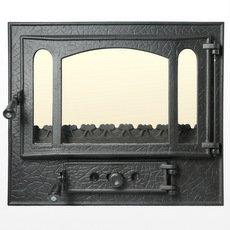 Дверцы чугунные для печей и каминов.