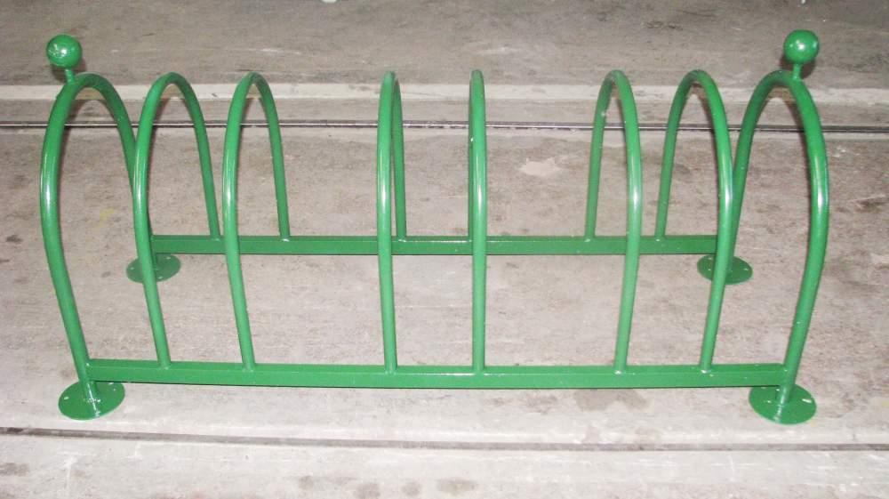 Купить Парковка для велосипедов (3-x местная), тип 2