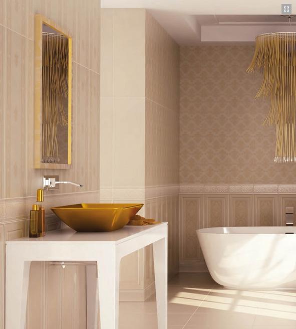 Купить Плитка керамическая для ванной комнаты Коллекция Adore