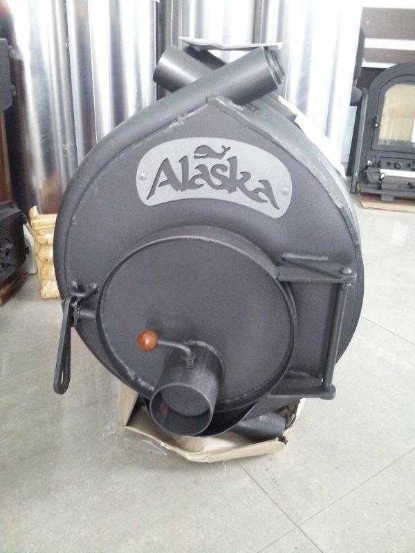 Печи калориферные Alaska - 7,12,17,25,32,42 кВт
