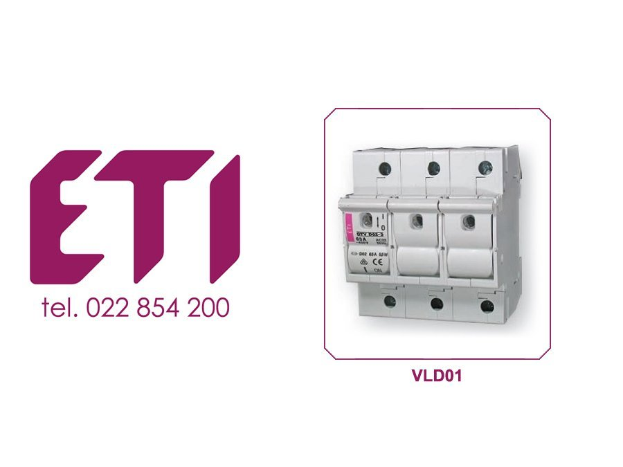 Buy DISCONNECTORS OF SAFETY LOCKS ETI