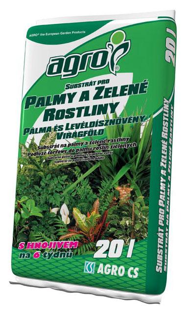Купить Substrat pentru palmieri şi plante verzi