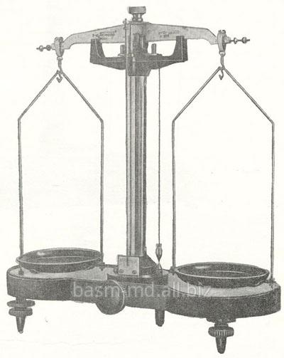 Весы технические 2-го классаBalanta tehnica