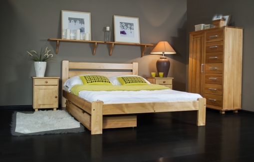 Кровати модель КАТИ 120х200