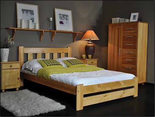 Кровати модель МИЛА 90х200