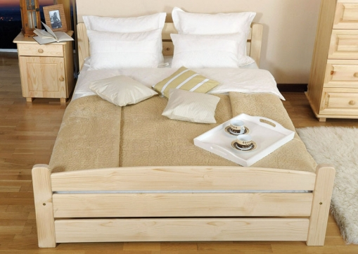 Кровати модель НАДЕЖДА 160х200
