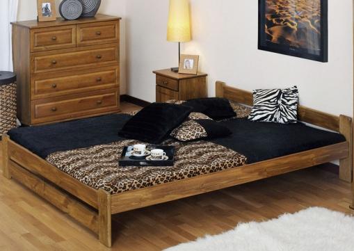 Кровати модель НИВА 120х200