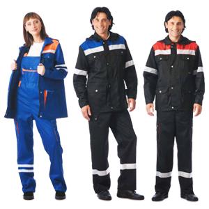 Рабочая одежда (специальная, влагозащитная, камуфлированная, ИТР)