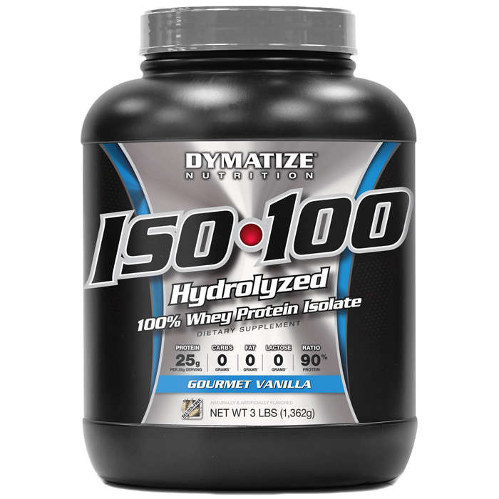 Купить Протеин быстро усваиваемый ISO 100 whey 1362 грамм