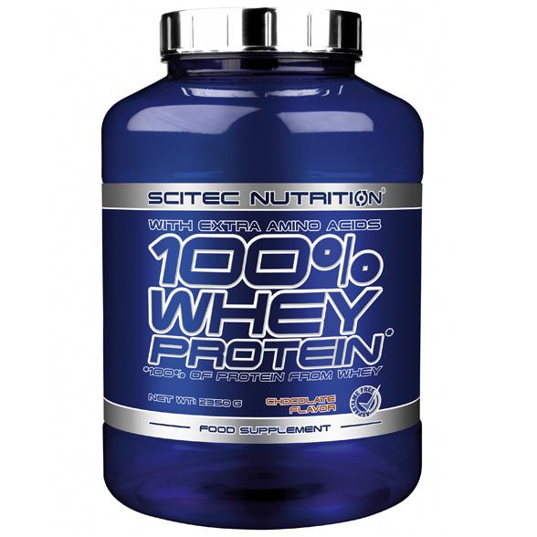 Купить Протеин быстро усваиваемый 100% WHEY PROTEIN 2350 грамм