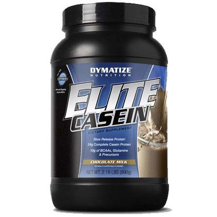 Купить Протеин медленно усваиваемый ELITE CASEIN 909 грамм