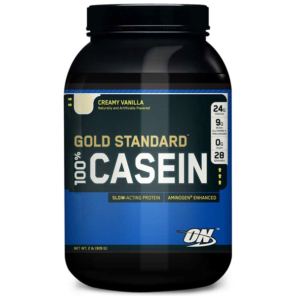 Buy Protein slowly acquired GOLD STANDARD CASEIN of 906 grams