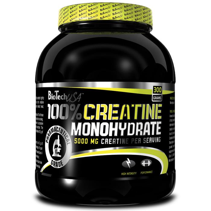 Купить Креатины 100% MONOHYDRATE 300 грамм