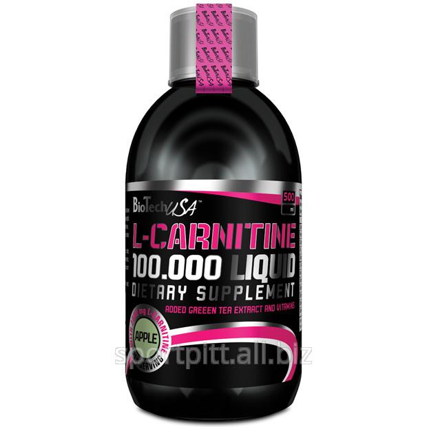 Купить Карнитин LIQUID L-CARNITINE 100K 500 миллилитров