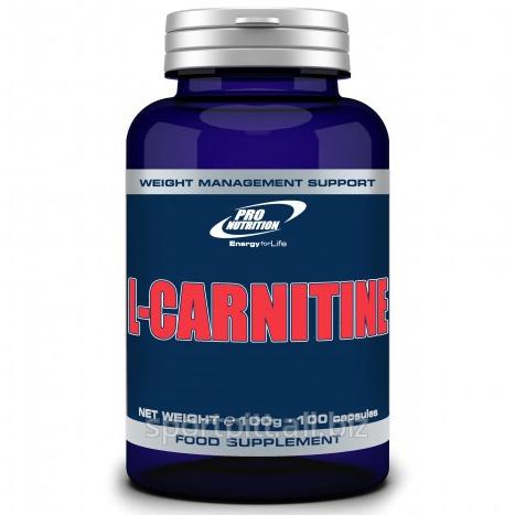 Купить Карнитин L-CARNITINE 100 капсул