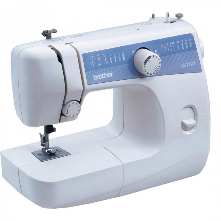 Купить Машины бытовые швейные Швейная машина BROTHER LS-2125 (14 строчек)