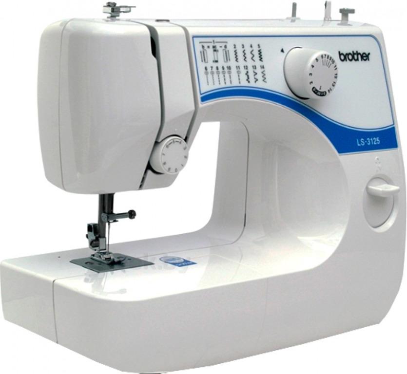 Купить Машины бытовые швейные Швейная машина BROTHER LS-3125 (14 строчек) New