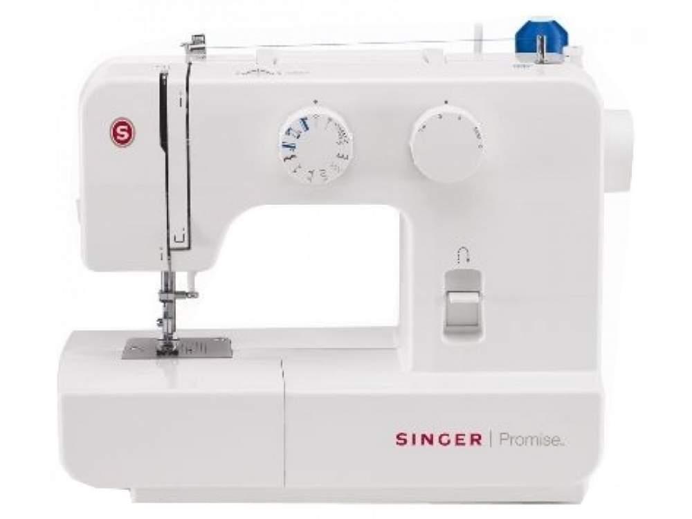 Купить Машины бытовые швейные Швейная машина SINGER 1409 Promise (9 строчек, регулятор длины стежка и ширины зигзага)