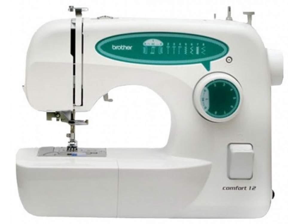 Купить Машины бытовые швейные Швейная машина BROTHER Comfort 12 (8 строчек, нитевдеватель) New