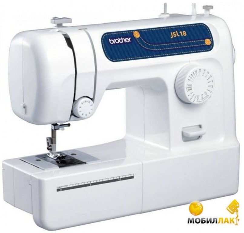 Buy Cars household sewing Sewing machine BROTHER JSL-18 (17 lines) New