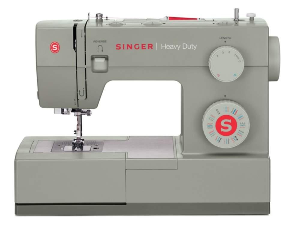 Купить Машины бытовые швейные Швейная машина SINGER 4432 Heavy Duty (32 строчек, петля автомат, нитевдеватель, скорость 1100ст/мин, мощность 90Вт) New