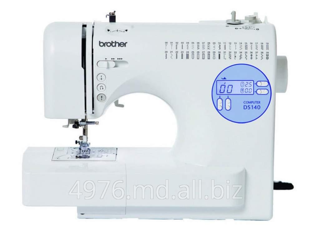 Купить Машины бытовые швейные Компьютеризированная швейная машина BROTHER DS-140