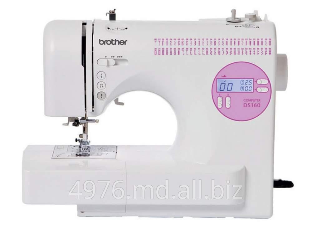 Купить Машины бытовые швейные Компьютеризированная швейная машина BROTHER DS-160