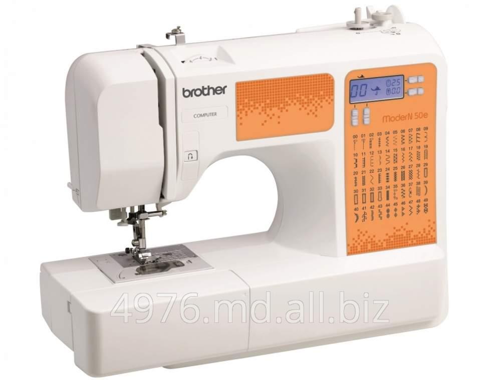 Купить Машины бытовые швейные Компьютеризированная швейная машина BROTHER Modern 50e