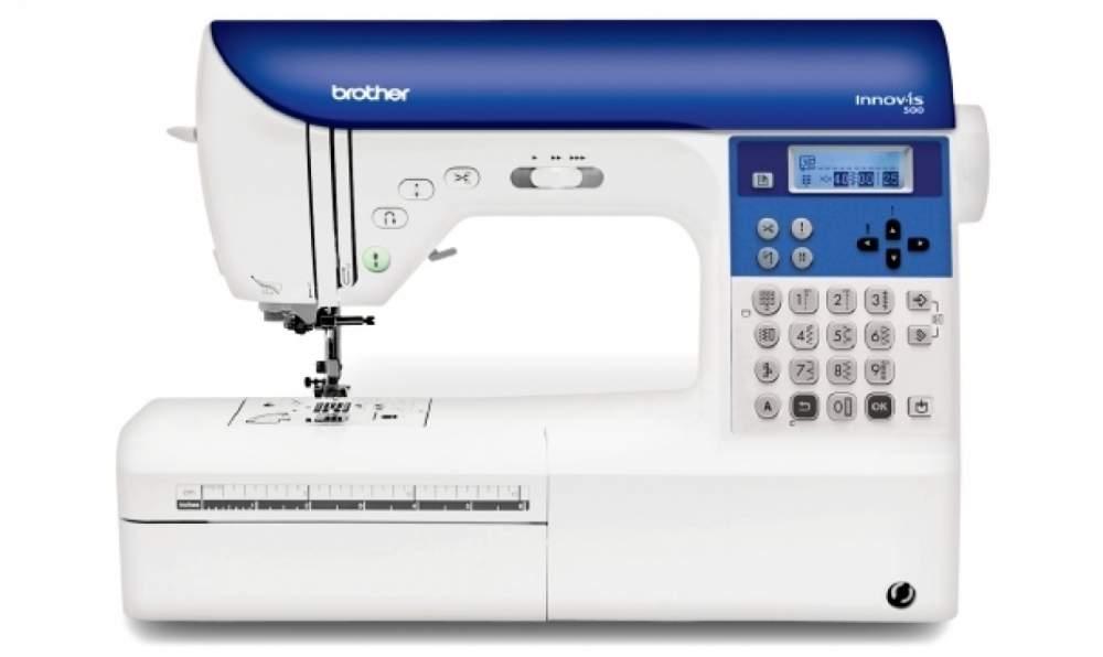Купить Машины бытовые швейные Компьютеризированная швейная машина BROTHER NV-500